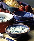 A Bowl of Pierogi Chowder