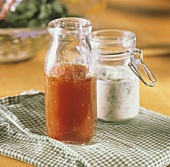 Tomato and Buttermilk Dressings