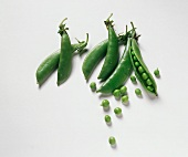 Pea Pods with Peas