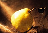 A Single Bartlett Pear/nSee Image #612912