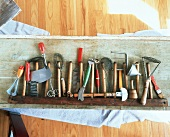Assorted Old Kitchen Tools
