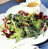 Mixed Mesclun Salad