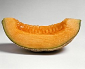 A Slice of Cantaloupe