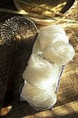 Cambodian Tapioca Rice Noodles