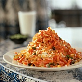 Persian Rice Dish(Shirin Polo)
