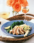 Creole Lime Chicken
