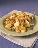 Low Fat Apple Crisp