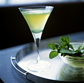Mint Cocktail
