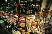 Italienisches Feinkostgeschäft
