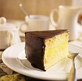 A Slice of Boston Cream Pie