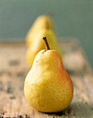 A Ripe Bartlett Pear
