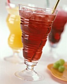 Sparkling Fruit Juice