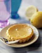 A Mini Lemon Tart