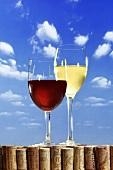 Wine and Sky