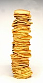 A Very Tall Stack of Pancakes