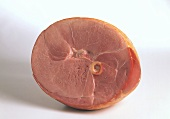 A piece of boiled ham