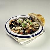 Seafood Stew (Cioppino)