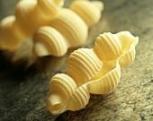 Gnocchi Pasta; Close-Up(Gnocconi)