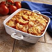 Zucchini and Tomato Provencal