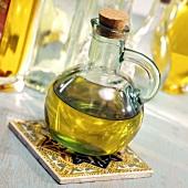 Olive Oil in Cruet