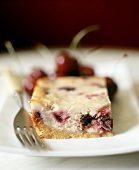 A Piece of Cherry Torte