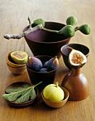 Fig Still Life