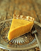 A piece of pumpkin pie (USA)