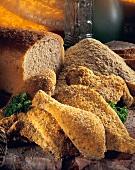 Breadcrumb Still Life