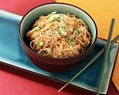 Sesame Cellophane Noodles