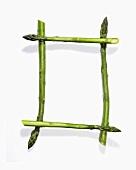 An Asparagus Frame