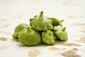 Green Pattypan Squash