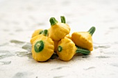 Yellow Pattypan Squash