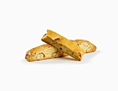 Two biscotti