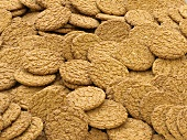 Oatmeal Cookies (Full Frame)