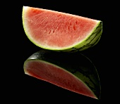 A Seedless Watermelon Wedge