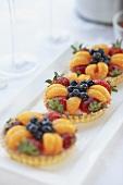 Small Fruit Tarts