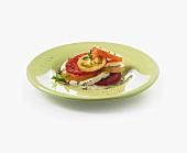 Caprese: Tomaten-Mozzarella-Salat