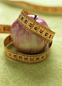 A Tape Measure Around an Apple