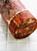 Chorizo, Close Up