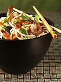 Pad Thai (Thailändisches Nudelgericht)