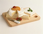 Several forms of Brie