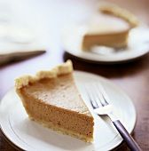 Two Slices of Squash Pie