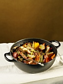 Herb Roasted Vegetables in a Pot
