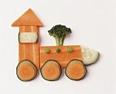 Vegetable locomotive