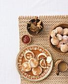 Botswana bread and Lekunya
