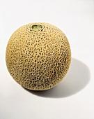 Eine Cantaloupemelone
