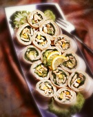 Mexican Sushi Rolls