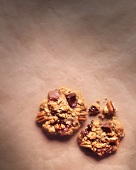 Walnut Chocolate Cookies