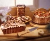 Various Kahlua cakes