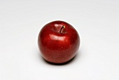 A red apple (variety: Rome)